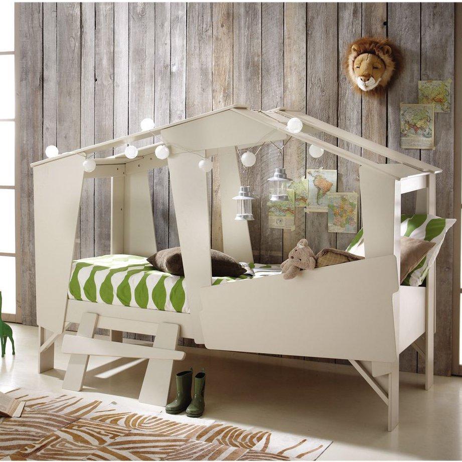 lit cabane pour chambre d enfants