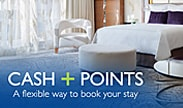 Hotel and flight deals