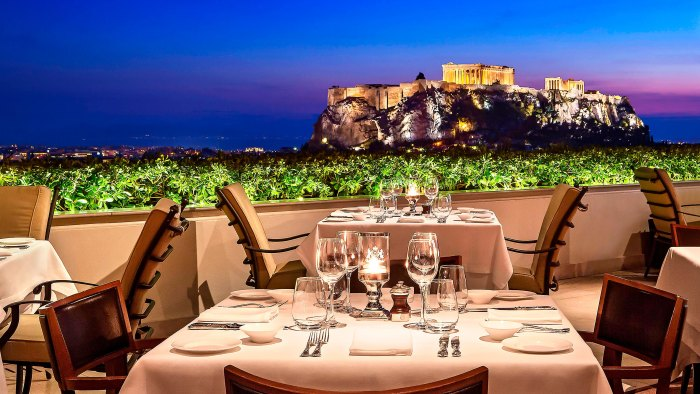 greece incentive travel hotels