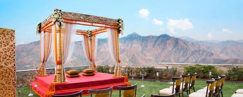 Destination Wedding Venues in Mussoorie | JW Marriott Mussoorie ...