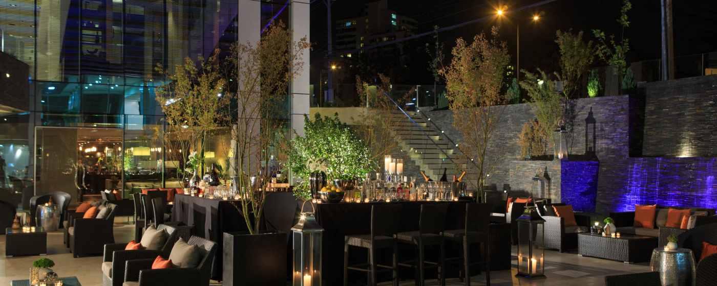 Restaurantes do Hotel | Renaissance Santiago Hotel