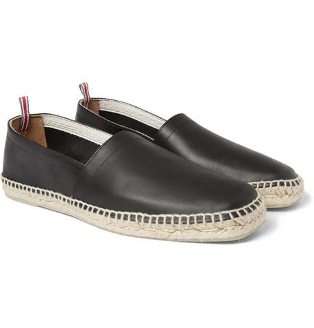 CastañerPablo Leather Espadrilles