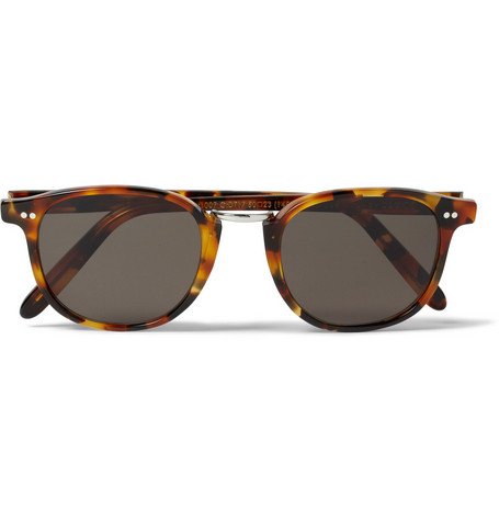 Cutler and GrossD-Frame Acetate Sunglasses
