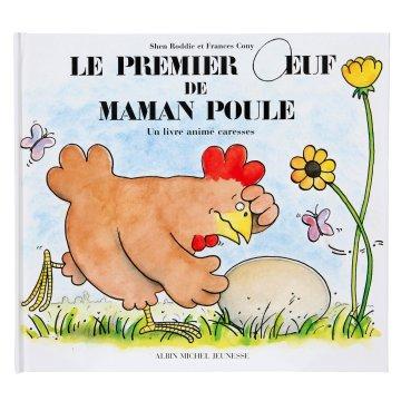 <br /><br /><br /><br /><br /><br />             Le Premier Oeuf de Maman Poule