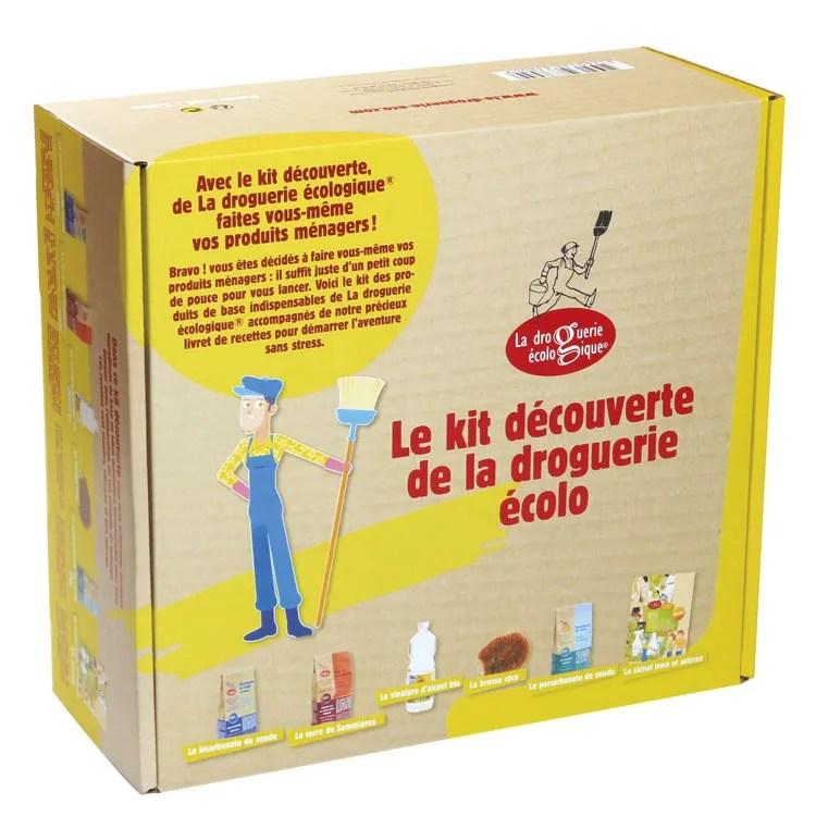 kit de decouverte la droguerie eco