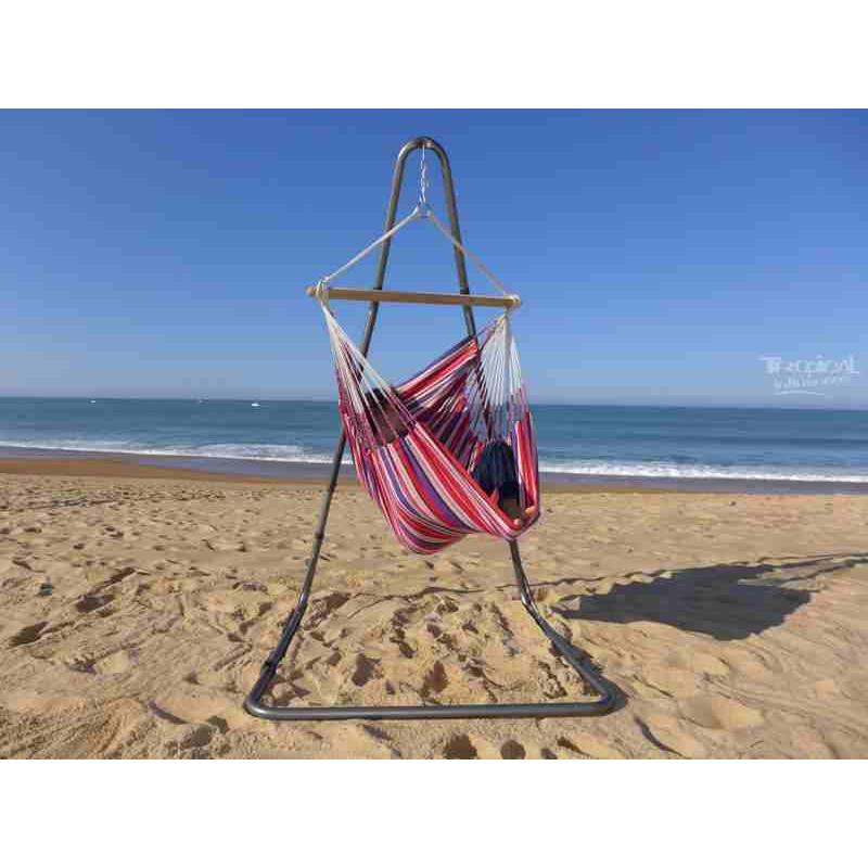 hamac chaise avec support soledad royal