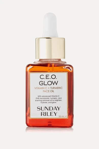 SUNDAY RILEY CEO GLOW FACE OIL