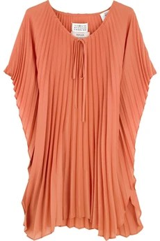 Maison Martin Margiela Sunray pleated tunic