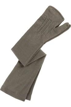 CelineCashmere fingerless gloves