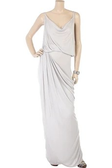 Emanuel Ungaro Grecian evening gown £520