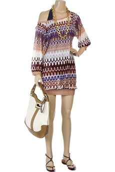 Missoni Moena mini kaftan