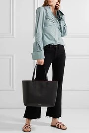 Mansur GavrielLarge leather tote