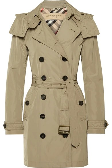 Balmoral Trench Coat