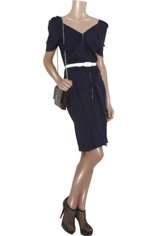 RM by Roland Mouret Circe silk-gazar dress