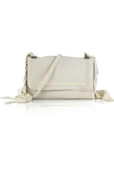 LanvinCuir Tente Sac Pochette bag