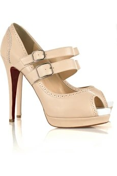 Christian LouboutinLuly 140 leather sandals