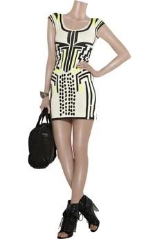 Sass & BideHit & Miss mini dress