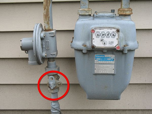 Gas Users Check Your Meters… Lest You Pay A Year's Arrears