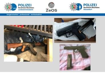 LKA-NRW: Gemeinsame Pressemitteilung der ZeOS NRW, des Polizeipräsidiums Düsseldorf und des Landeskriminalamtes Nordrhein-Westfalen Schlag gegen Clankriminalität - Vermögen beschlagnahmt