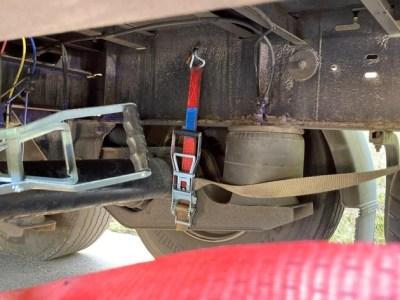 POL-RZ: Sattelzug mit technischen Mängeln