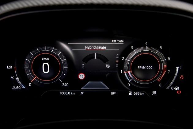 Der neue Ford Puma: Ein Crossover SUV mit attraktivem Design und moderner EcoBoost Hybrid-Technologie