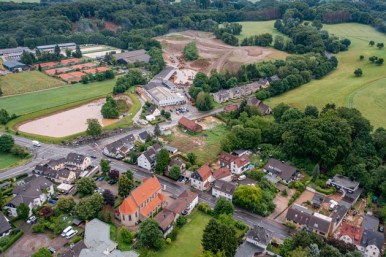 FW-GL: Nach Starkregen: Wer benötigt noch Hilfe von der Feuerwehr in Bergisch Gladbach?