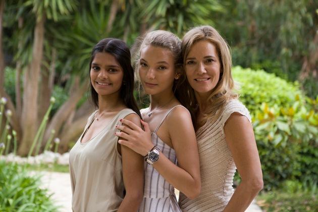 """Promi-Lady Jessica Stockmann tauscht Monaco gegen Marzahn - im SAT.1-Sozialexperiment """"Plötzlich arm, plötzlich reich"""", am Mittwoch, 11. September 2019, um 20:15 Uhr"""