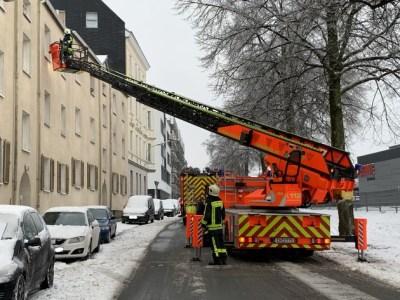 FW-EN: Weiterhin hohes Einsatzaufkommen für die Feuerwehr