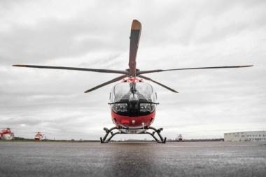 Als erste Luftrettungsorganisation der europäischen Union: DRF Luftrettung bald im Einsatz mit fünfblättrigem Hubschrauber