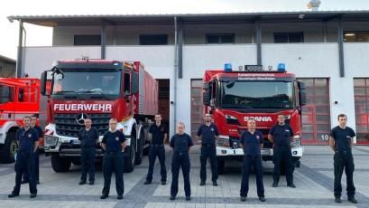 FW-GL: Feuerwehr Bergisch Gladbach entsendet Spezialfahrzeuge in den Kreis Euskirchen