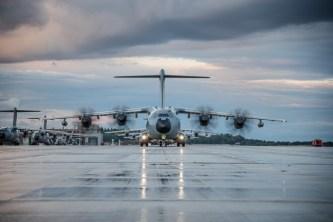 Transportflugzeug A400M erhält weitere Verbesserungen
