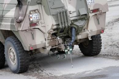 Bundeswehr modernisiert den ABC-Spürpanzer Fuchs
