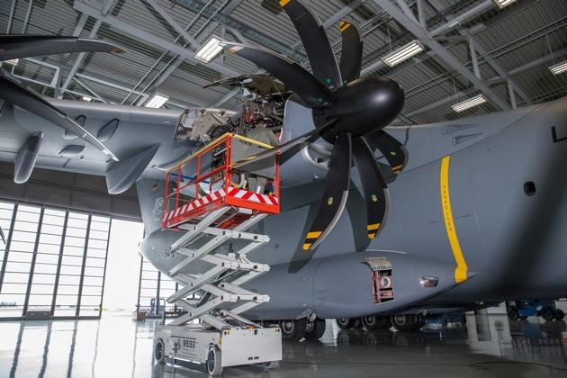 A400M: Nichtabnahme zweier Luftfahrzeuge