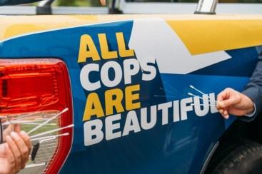 BPOLP Potsdam: Bundespolizistin rettet mit Stammzellspende Leben. Präsident des Bundespolizeipräsidiums ruft zur Registrierung auf.