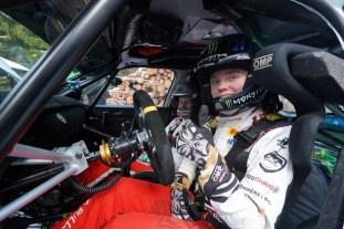 Zehn SKODA Teams starten bei der Rallye Schweden - Youngster Oliver Solberg feiert Debüt mit dem SKODA FABIA Rally2 evo