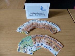 ZOLL-BB: Empfindlicher Schlag gegen den organisierten Rauschgifthandel in Berlin