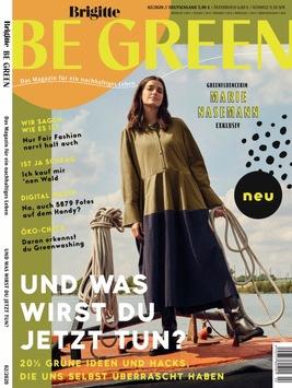 """Model und Fair-Fashion-Aktivistin Marie Nasemann: """"Der Nachwuchs hatte ein paar negative Auswirkungen auf meinen ökologischen Fußabdruck"""""""