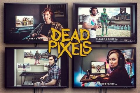 """Britische Comedyserie """"Dead Pixels"""" in ZDFmediathek und ZDFneo / Staffel 1 und Staffel 2 als Deutschlandpremiere"""