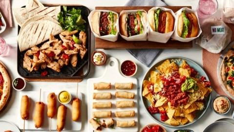 The LIVEKINDLY Collective erweitert sein Markenportfolio mit der Übernahme der Marke No Meat von Iceland Foods