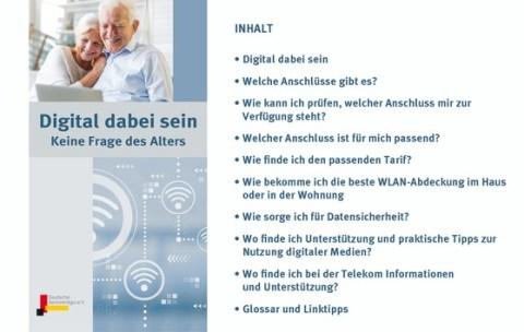 Ältere bei Digitalisierung mitnehmen