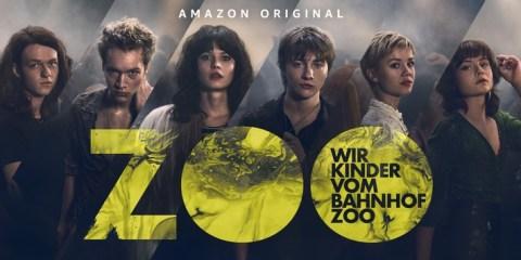 Wir Kinder vom Bahnhof Zoo: Erfolgsserie der Constantin Television startet weltweit, davon in 19 Ländern bei Amazon Prime Video