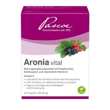 Das neue Aronia vital® – mit natürlichem Vitamin C