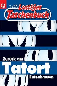 EPK / APK ab jetzt! / Kommissar Donald Duck im LTB Zurück am Tatort Entenhausen