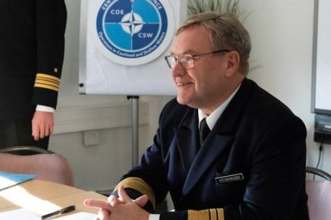 CHANCOM 2020 – NATO-Admiralsgremium traf sich digital