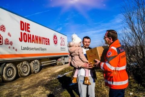 Ein klares Signal der Solidarität / Johanniter-Weihnachtstrucker-Aktion findet auch 2020 statt