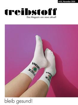Bleib gesund! Neue Ausgabe von treibstoff erschienen – Das Magazin von news aktuell