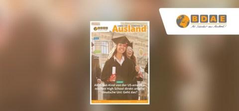"""Pandemien größtes Sicherheitsrisiko für Unternehmen: Februar-Ausgabe vom BDAE-Journal """"Leben und Arbeiten im Ausland"""" jetzt online"""