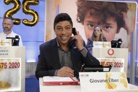 Procter & Gamble übergibt beim 25. RTL-Spendenmarathon insgesamt 600.000 Euro und bucht dazu eine komplette Werbeinsel, zugunsten RTL – Wir Helfen Kindern
