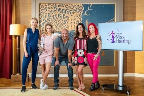 Carolina Noeding wird Miss Healthy / Finale von Gesundheits-Show bei health tv