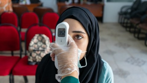 Medair unterstützt Jordanien bei erster COVID-19-Welle / Nach zunächst sehr niedrigen Infektionsraten jetzt über 120.000 Infizierte bei knapp 10 Mio. Einwohnern